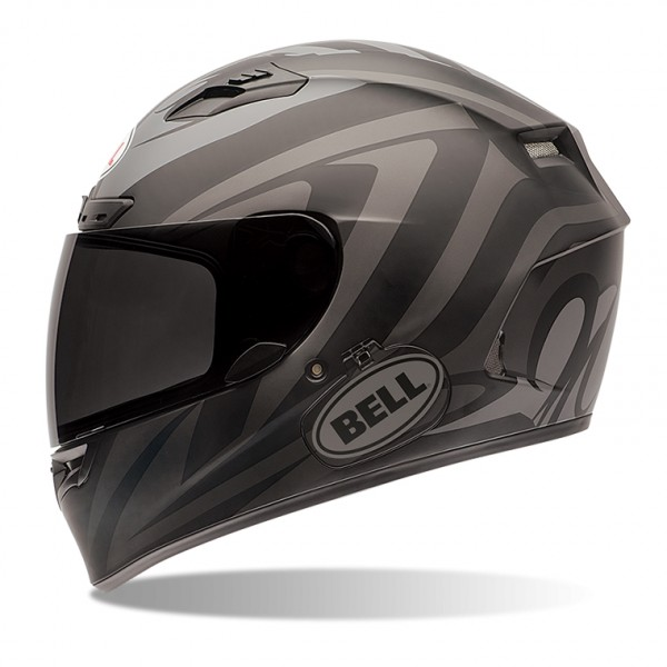 Moto prilba BELL QUALIFIER DLX IMPULSE, black