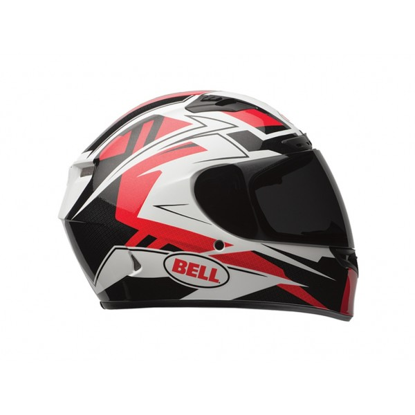 Moto prilba BELL QUALIFIER DLX CLUTCH RED