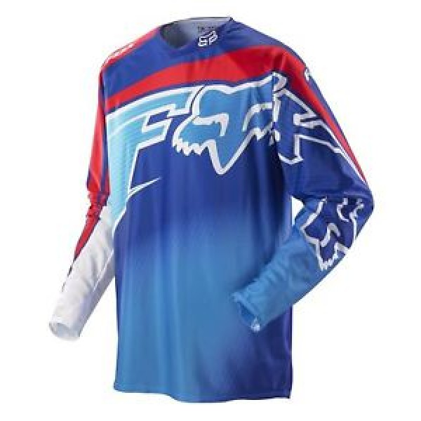 FOX 360 Flight jersey blue/red veľ. 14  XLFOX 360 Flight jersey blue/red veľ. 14 L